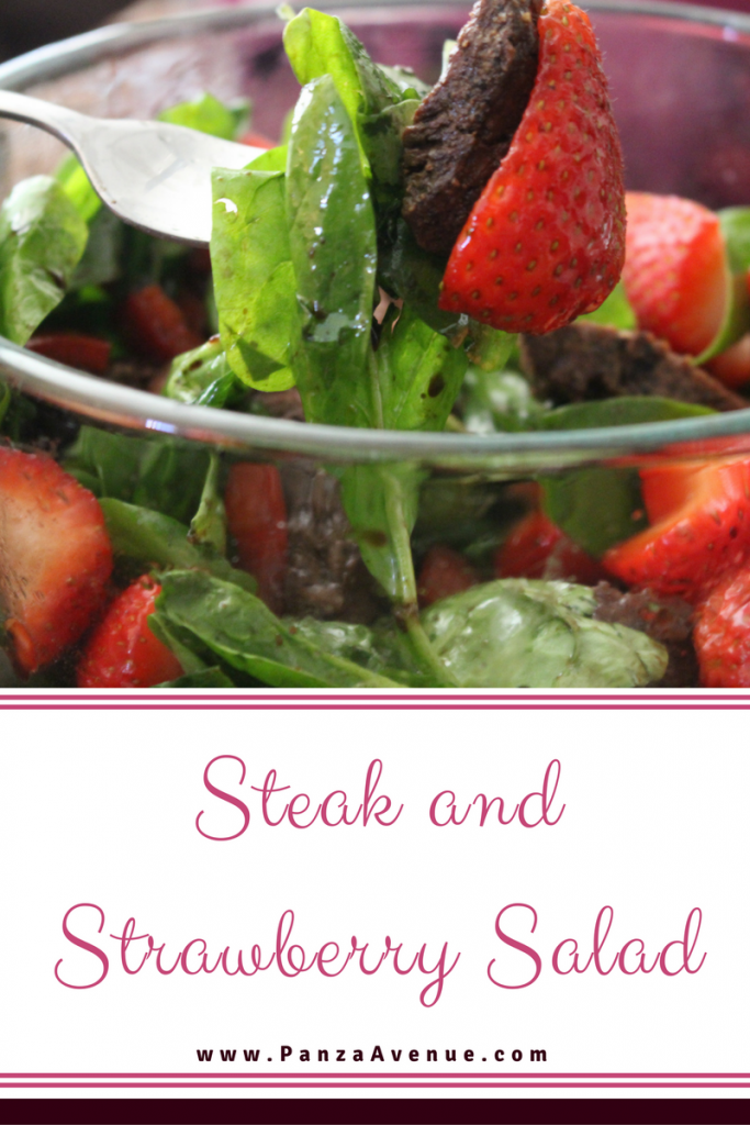 steak-and-strawberry-salad