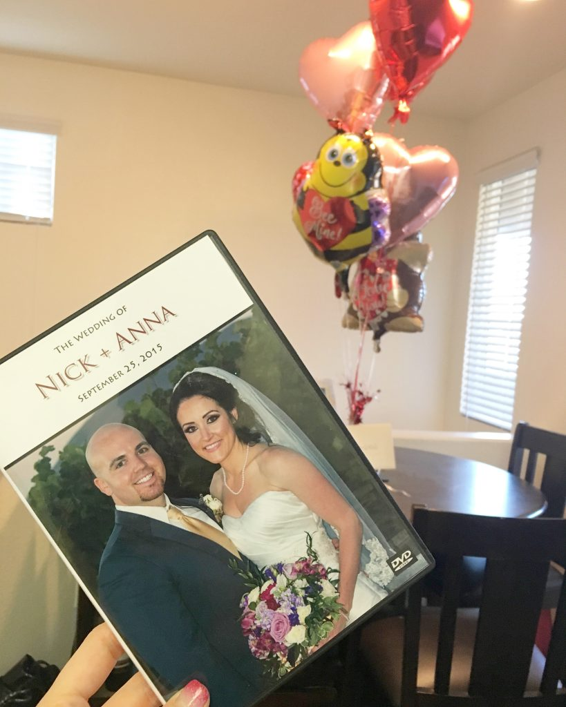 panzaavenue.com ideas for celebrating your first anniversary