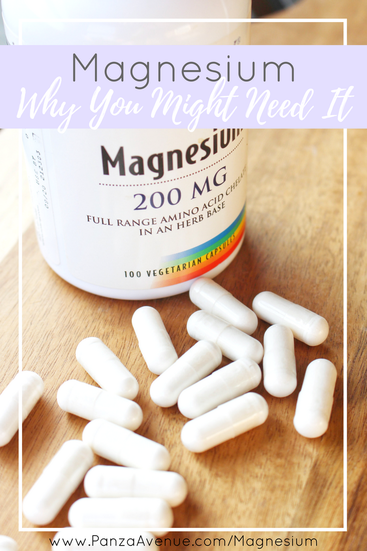 Why you might need magnesium. After all, magnesium deficiency is one of the leading deficiencies for adults. it impacts about 80% of adults today.